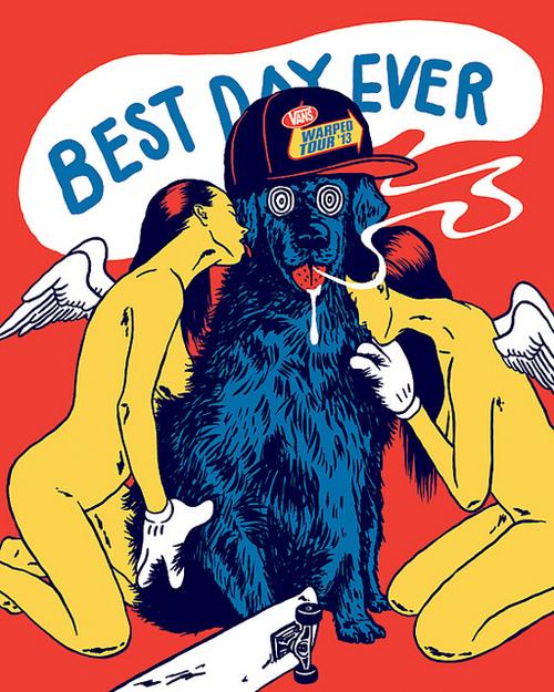 Vans – 'Best Day Ever'